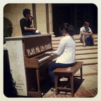 Photo taken at UCLA Royce Hall by Jeremy T. on 4/17/2012