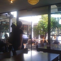 Photo taken at Beta Caffé by Meir B. on 1/28/2011