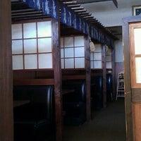 Photo taken at Edo Japanese Restaurant by Mary C. on 12/2/2011