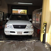 Photo taken at Miami Car Spa by Miguelin on 8/4/2012