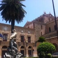 Photo taken at Duomo di Monreale by Elen on 7/15/2012