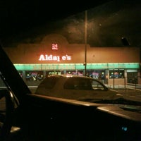 Photo taken at Aldapes Market Place by BRiiANA N. on 1/1/2012