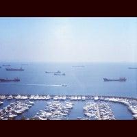 4/29/2012 tarihinde Kseniya N.ziyaretçi tarafından Sheraton İstanbul Ataköy Hotel'de çekilen fotoğraf