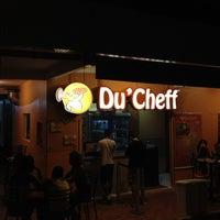 Photo taken at Du' Cheff Pizzaria Express by DavideAline D. on 1/22/2012