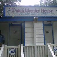Photo taken at Dutch Wonder House - Dutch Wonderland by Meghan C. on 9/5/2011