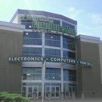 Photo taken at Nebraska Furniture Mart by Benton on 6/15/2012