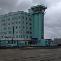 Photo prise au Bryansk International Airport (BZK) par Tim H. le6/27/2012