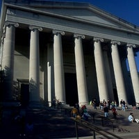Photo taken at National Gallery of Art - West Building by Chad M. on 4/3/2012