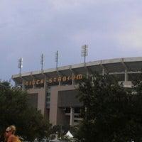 Photo taken at Tiger Stadium by Derick C. on 9/1/2012