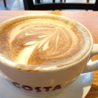 Photo taken at Costa Coffee by Jack N. on 8/16/2012
