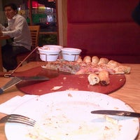 Photo taken at Pizza Hut by Claudia S. on 7/18/2012