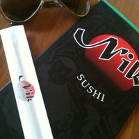 Photo taken at Nik Sushi by Tathy T. on 1/28/2012