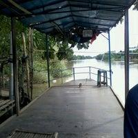Photo taken at Tambangan Perahu by Kakag' S. on 5/6/2012