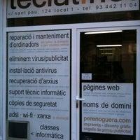 Foto tomada en teclat.net por Cristina F. el 2/15/2012