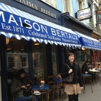 Photo taken at Maison Bertaux by Andrea N. on 5/4/2012