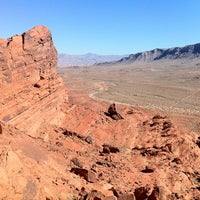 Photo taken at Valley of Fire State Park by Scenic L. on 5/23/2012