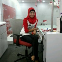 Photo taken at GraPARI Telkomsel by venti k. on 8/25/2012