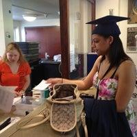 Photo taken at Watson Hall by Rikki W. on 5/13/2012