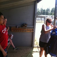 Photo taken at Cobra Field by Brian M. on 6/10/2012