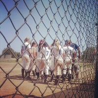 Photo taken at Freedom Park - DF Softball by Morgan K. on 8/12/2012