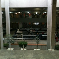 Photo taken at Biblioteca FES Acatlán by Leo T. on 4/17/2012