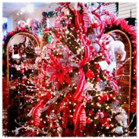 photo taken at peppermint forest christmas shop by socialkat on 115 - Peppermint Forest Christmas Shop