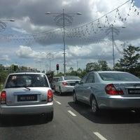 Photo taken at Traffic Light Jalan Sungai Ujong by Mohd N. on 2/12/2012