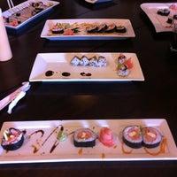 Photo taken at Kaori Sushi Express by Troy I. on 8/15/2011