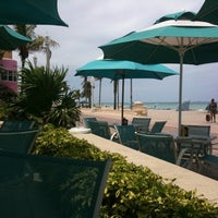 Photo taken at Marriott Hollywood Beach by Jen22201 on 7/26/2011