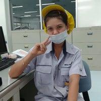 Photo taken at QC Room IM Minebea Thai Phase 10 by ^Koy Za' S. on 7/15/2012