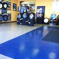 Photo taken at Goodyear Auto Service Center by Jozy B. on 8/31/2012