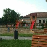 Photo taken at Parcul Copiilor by Radu P. on 7/26/2012