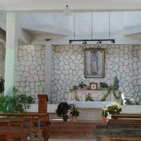 Photo taken at Iglesia de Guadalupe by Joaquín M. on 3/31/2012