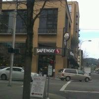 Photo taken at Safeway by Ann L. on 1/26/2012