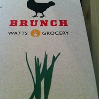 Photo taken at Watts Grocery by Kory W. on 1/16/2011