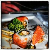 Photo taken at Tao Sushi Restaurant by Ivan B. on 5/15/2012