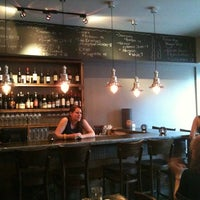 Photo taken at Kaia Wine Bar by Mike L. on 6/19/2011