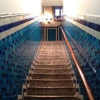 Photo taken at Pandeli by Melis T. on 4/14/2012