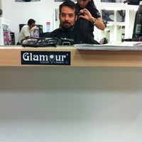 Photo taken at Glamour by Jorge P. on 8/8/2012