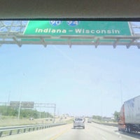 Photo taken at Stevenson Expressway (I-55) by Dulce R. on 5/24/2012