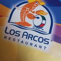 Foto tomada en Los Arcos por Saul R. el 7/8/2012