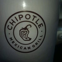 Photo taken at Chipotle Mexican Grill by Marcus on 12/9/2011