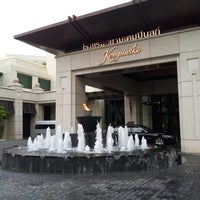 8/1/2012 tarihinde Duang S.ziyaretçi tarafından Siam Kempinski Hotel Bangkok'de çekilen fotoğraf