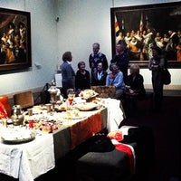 Photo taken at Frans Hals Museum by Adri M. on 11/18/2011
