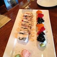 Photo taken at Kampai Sushi & Steak by Renee D. on 1/27/2012