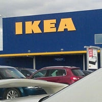 Photo taken at IKEA by Jenn F. on 12/9/2011