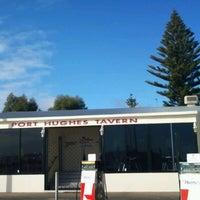 Photo taken at Port Hughes Tavern by Greg B. on 7/17/2011