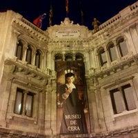 Photo taken at Museu de Cera de Barcelona by Herbert Y. on 9/26/2011