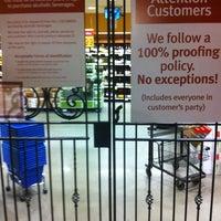 Photo taken at Wegmans Wine Store by Corey Z. on 8/14/2011