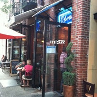 Photo taken at Mixto Restaurant by Amanda N. on 8/17/2011